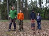 Pripraveni ke hre v lese