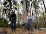 Skauti v lese