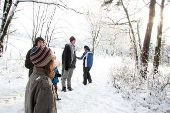 Vanocni vyprava 2008 – Studanka v Luzickych horach