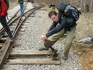 Výprava do českého krasu 29.-30.3. 2008