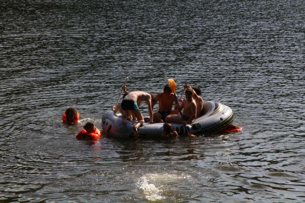 Tábor 2014 – Indiáni – 8.den