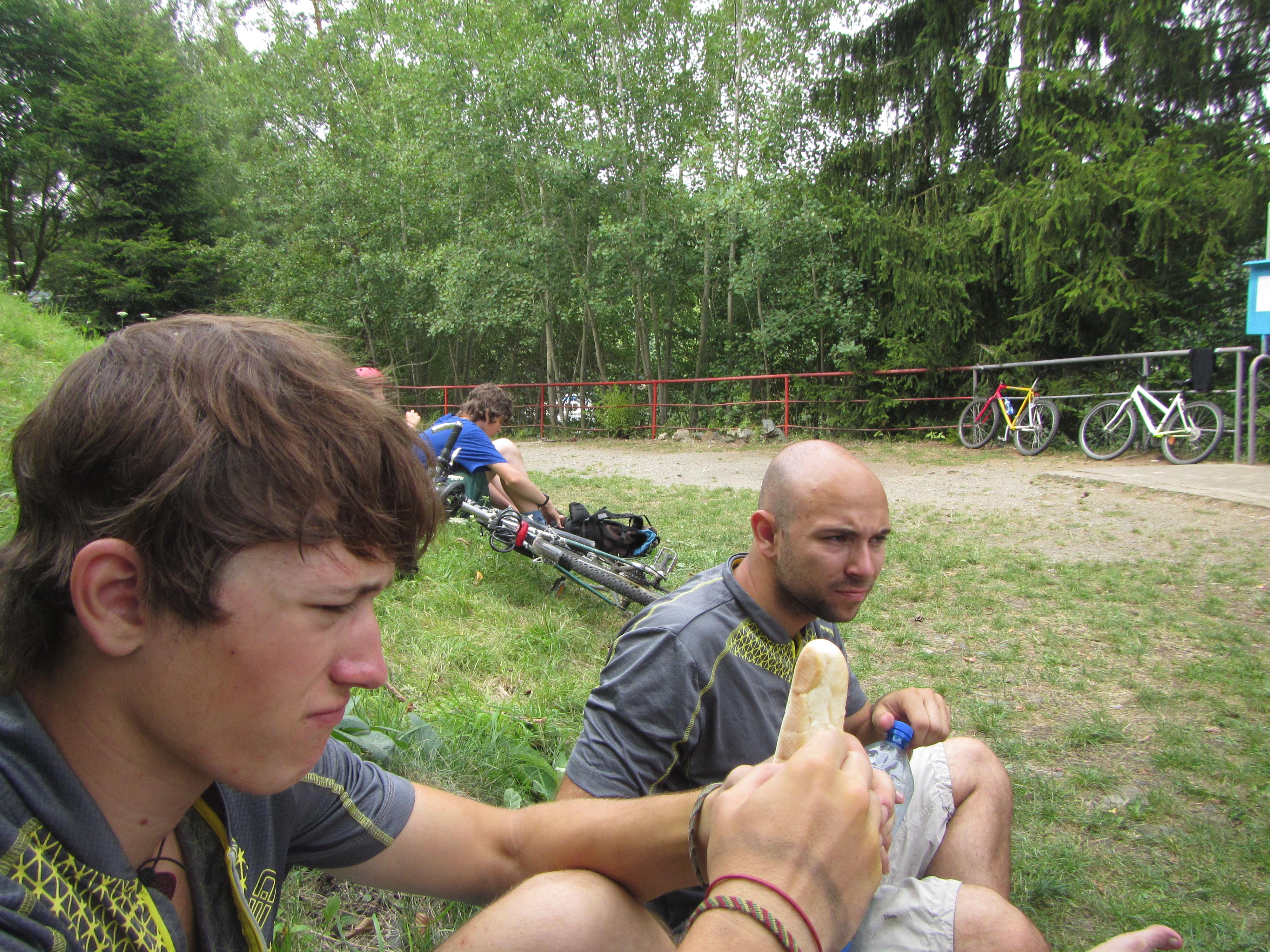 Tábor 2014 – Indiáni – 10. den