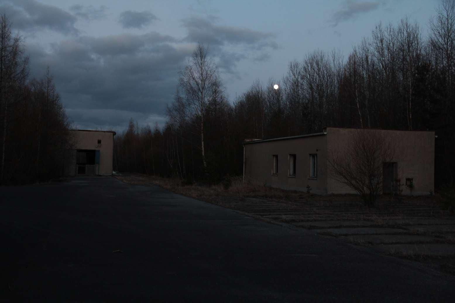V měsíčním svitu vypadá vše zvláštně a tajemně