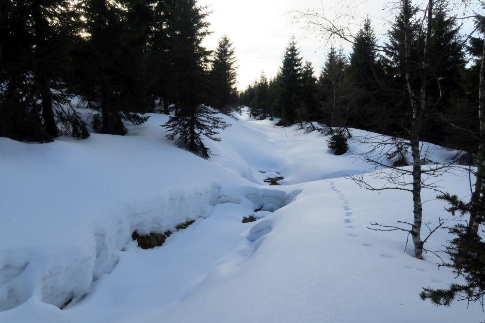 Zimni táboření 2017
