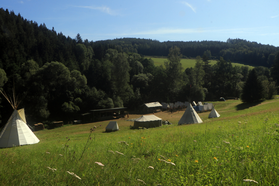 <b> Tábor 2019 Rožmitál na Šumavě – Kovbojové </b>